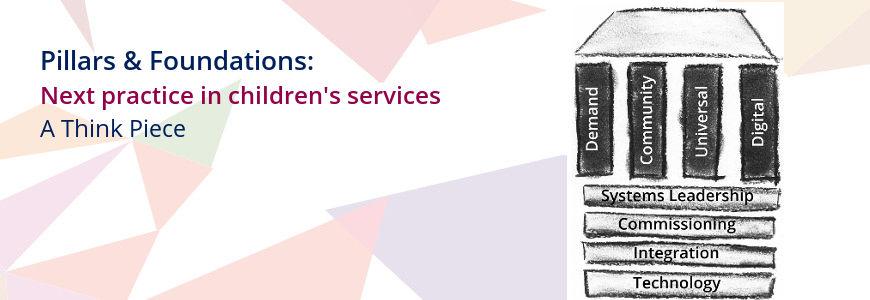 Talking Heads - Richard Selwyn on Next Practice in Children's Services